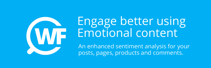 Watsonfinds WordPress Plugin Uses IBM's Watson to Determine Most Likely Emotional Response From Readers